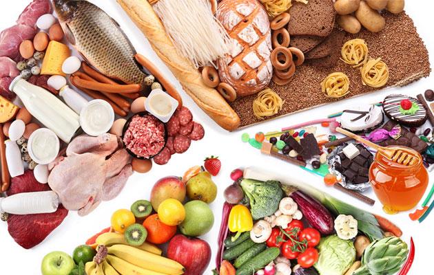 رژیم-غذایی-مانکن-ها