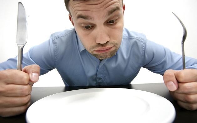 گرسنگی کاذب