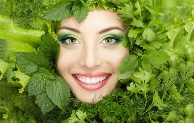 گیاهان-زیبایی-پوست